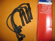 VAUXHALL ASTRA Mk4 2.0(98on)DAEWOO LEGANZA 2.0(97-02)UNIPART IGNITION LEADS SET